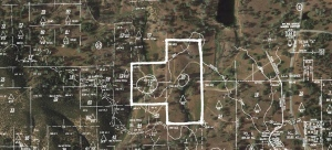 Hurner Aerial Photo Parcel Overlay
