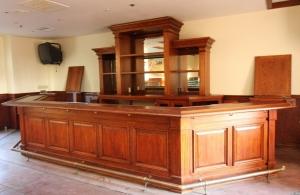 Kelly Bros upstairs bar